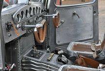 Steampunk Automobil