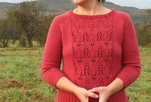 Knitting/crochet for me