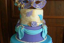 mask cakes