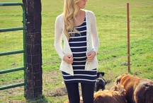 Pregnant outfits :)
