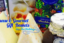 CHEESE Baskets & boxes / Cheese gifts