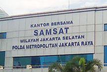 Samsat Jakarta Selatan, Unit PKB & BBN-KB / Kegiatan di Unit PKB & BBN-KB Jakarta Selatan (Samsat)