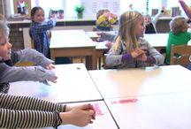 rustmomenten in de klas