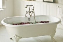 Home sweet home: bathroom / by Casey Schlavin