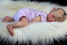 reborn doll clover