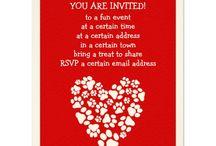 Invitations : Valentine Party