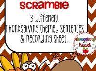 November & Thanksgiving
