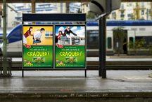 Nos Campagnes / Regroupement de nos campagnes et projets pour le compte de plusieurs de nos clients.