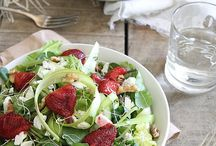 Recipes: Salads / by Ashley | The Recipe Rebel