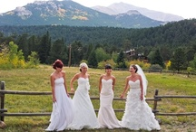 Best of 2012 Wild Basin Weddings / The Wild Basin Lodge is announcing our selections for the best of and most popular wedding details in 2012 throughout December! Ch-ch-check em out! / by Wild Basin Weddings