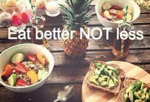 Healthy lifestyle merch