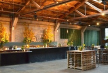 Green Wedding Venue's / by Corina Beczner/ Vibrant Events