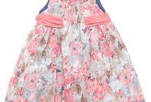 Moda dziecięca / Modne ubrania dla małych dzieci