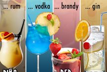 tasty liquor drinks