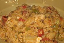 Creole & Cajun Food