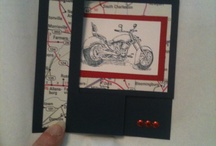 3D Motocycle Cards
