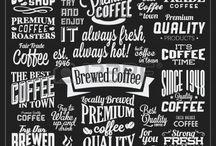 Typography // Letterheads