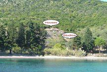 Sporades / Explore the Sporades islands, in the northwest Aegean! Dense vegetation; rocky landscapes, and pure blue seas: a uniquely alternative destination