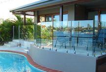 Spigot Glass Balustrade / Dedicated to the sleek spigot balustrade system.