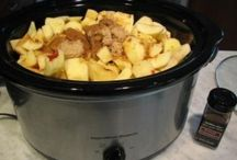 Crockpot Recipes / by Karen Pollard