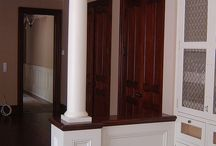 entry way / by Marie McDonagh Killeen
