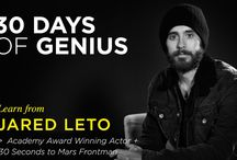 (J) Music: Jared Leto