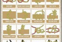 Essential knots for life