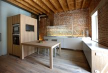 AMBIENCE DESIGN / KITCHEN AND LOFT SPACE