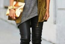 My style / Love colour and style adding the right accessories to any outfit will complete the look
