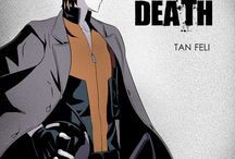 webtoon Born from death