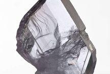 Axinite(s), Tinzenite / Sorosilicates, Axinite group