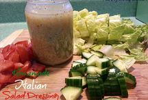 Food - Sauces, Dressings, Spreads & Dips