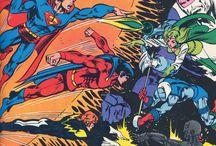 Comics books & Movies, Superheros & Supervillains / Marvel & DC