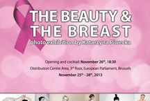 The Beauty and The Breast  / The Breast Cancer Survivors by Katarzyna Piwecka Photography