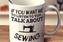 Sewing Mugs
