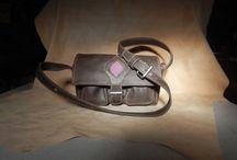 Hand craft leather bag / Sacs à main en cuir artisanal