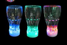 LED Pop Drink Cup / LED4Fun® | LED Products & LED Party Supplies Shop for awesome LED products online! LED party supplies, LED accessories, LED toys, LED ice cubes... All in LED4Fun! Let's enjoy the light! www.iLED4Fun.com