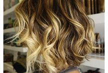 Hair / Cuts and styles for curly hair