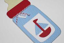 Baby cards / by Sandy Kirbach