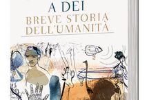 Bompiani, cover book, watercolor Illustration / A series of illustration made with watercolor, for Bompiani cover book