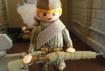 playmobil army