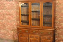 Antique Bookcases & Cabinets / A selection of antique bookcases and cabinets from London Fine Antiques
