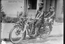 Vintage/retro motorcycles