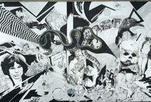 My work / krow yM