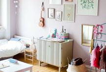 Wall colour for girls room