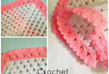 croche borders and edgings