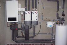 Wärme in Ihrem Haus  / Heizungsanlagen baut der Heizungsbauer Ihres Vertrauens