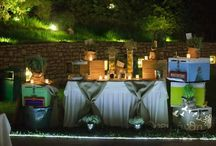Welcome Tables by Oneiranthi