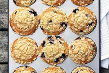 Muffinit ja kääretortut