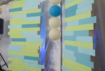 Large Group Decor / by Anna Pitts
